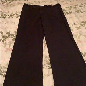 Pants - Lee Riders black pants